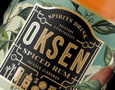 Oksen - Spiced Rum