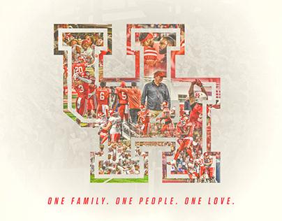 One Family, One People, One Love: by Brett Gemas
