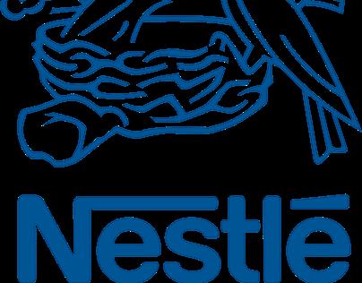 Projet Nestle chez vous