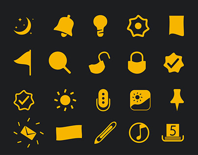 Application Icon + Web Design