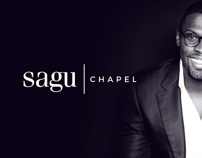 SAGU Chapel Logo and Brand Identity