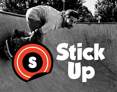 Stick Up logo