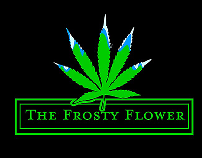 The Frosty Flower | Logo
