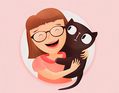 Illustration | All you need is a cat