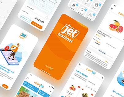 EssenJet Shopping App