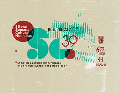 39 Semana Cultural Humanas