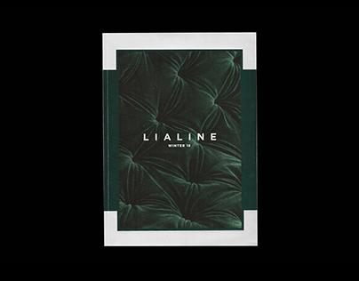 Lia Line Winter '18   Editorial Design