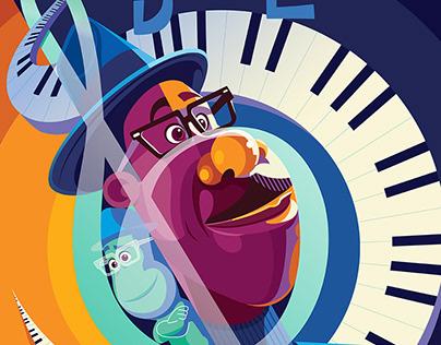 Disney/Pixar Soul Posters
