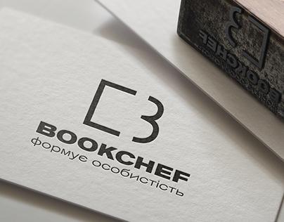 Branding. BookChef - publishing house