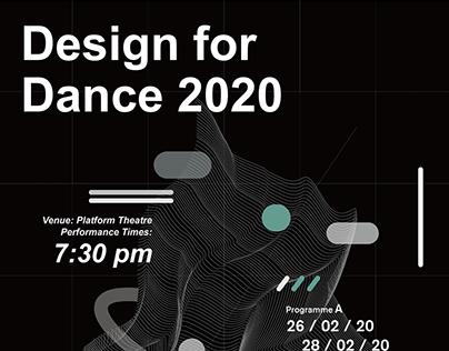 Design for Dance 2020
