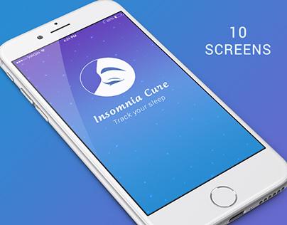 Cure Insomnia iOS App