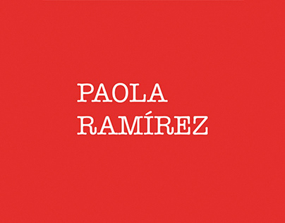 PAOLA RAMÍREZ/ MAQUILLAJE.