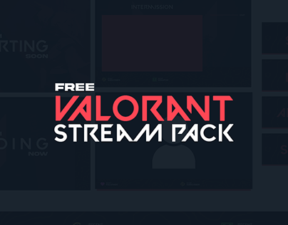 [FREE] Valorant Stream Pack