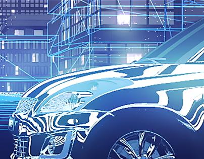Suzuki - Mondial de l'Auto 2014