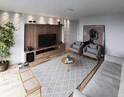 Living Room - Flip