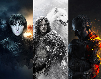 #GOT Posters