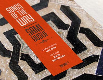 Sami Yusuf | Songs Of The Way | Album Cover