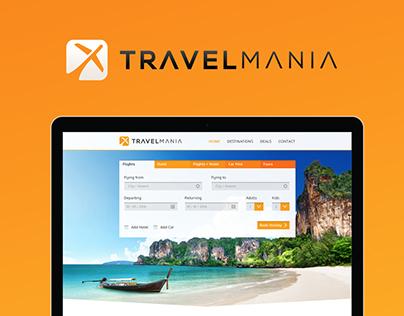 Travelmania UI