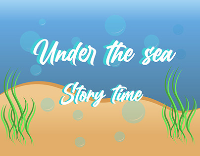Under the Sea Illustrations