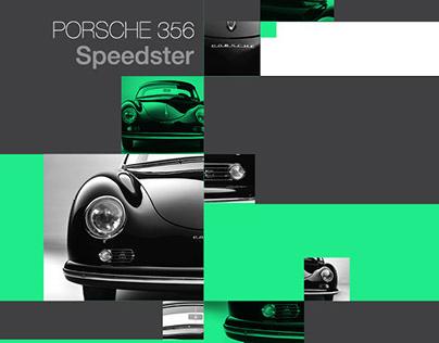 Interactive Book / Porsche Speedster 356