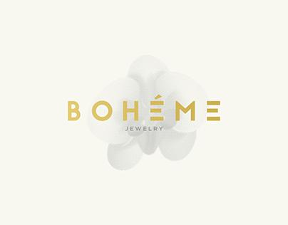 Boheme Jewelry - Logo Design