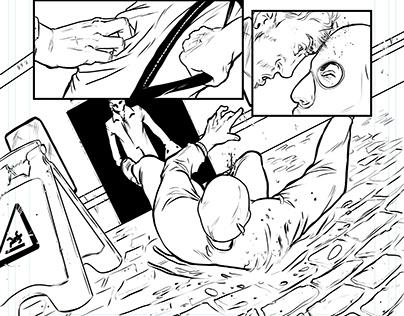 Holy Hobo from Bird Eye's Comics (R)