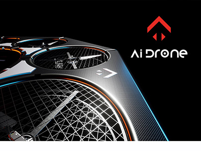 Logo & Branding for AiDrone