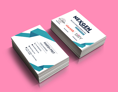 NexGen Business Card Design