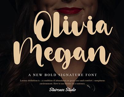 Olivia Megan