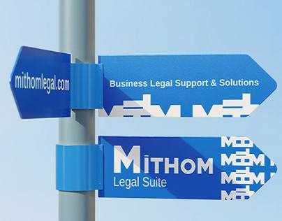 Mithom Legal Suit | Visual Identity