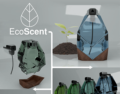 EcoScent: New product for increasing brand recognition