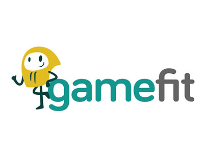 Gamefit (logo and assets) - (logo y recursos)