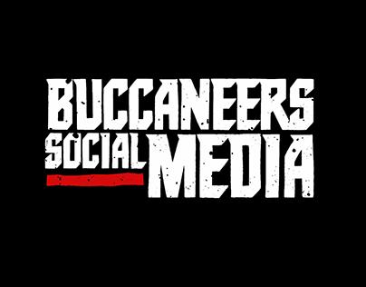 2018 Bucs Social Media Content