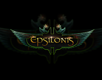 Epsilonis - RPG logo