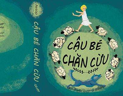 CẬU BÉ CHĂN CỪU - Pop-up Book