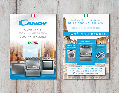 Acción Candy 2017