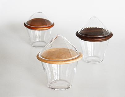 glass bowl HugO