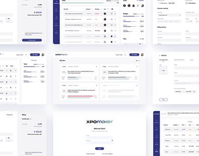xpomaker - trade fair planning app