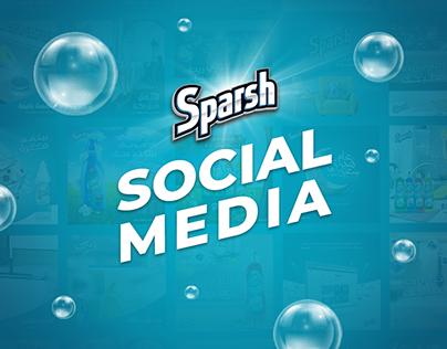 Sparsh - Social Media