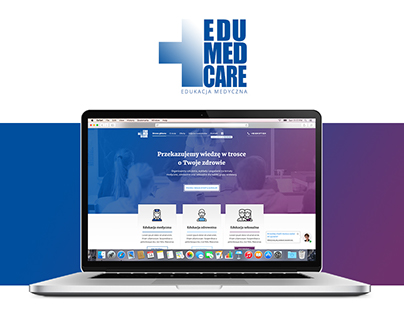 EduMedCare Website