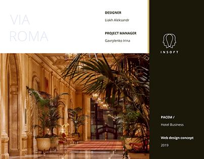 Pacem Hotel Concept