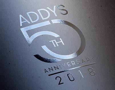 AFF - ADDYs 50th Anniversary Branding