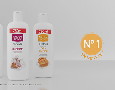 Natural Honey Skin Care