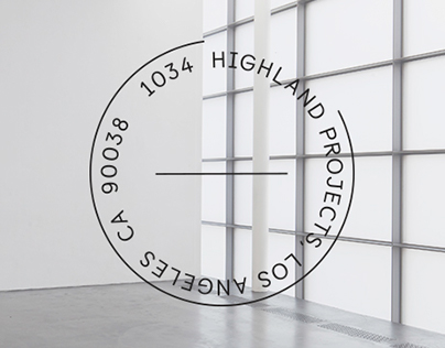 Highland Projects Brand Identity and Guidelines