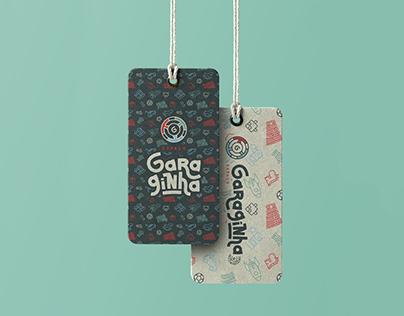 Espaço Garaginha | Brand Identity