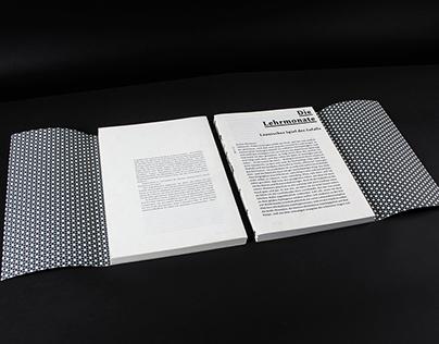 Redesign / Bookdesign: Lebensansichten des Katers Murr