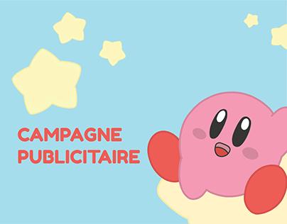 Campagne publicitaire -OJV