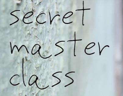#SecretMasterClass3