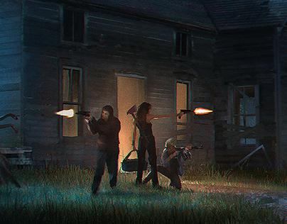 Zurvival League - Zombie Survival Game art