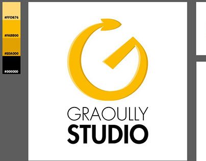 Visual Identity - Graoully Studio